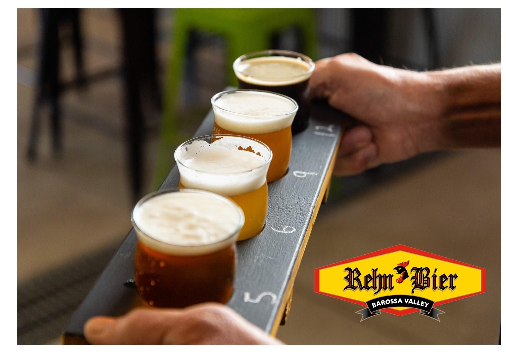 Bacon & Beer Bonaza - Rehn Bier